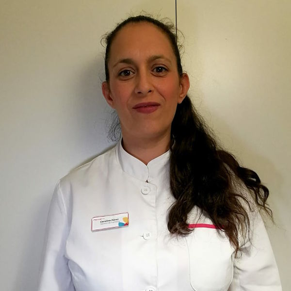 Carolina Pérez - Técnico en Farmacia (Madrid)