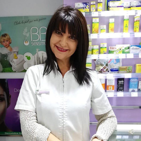 Irene Guardiola - Titular de Farmacia (Madrid)